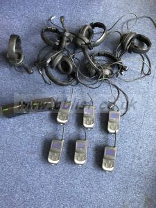 Canford Tecpro Headsets and Handsets