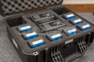 Hawkwoods V-lok battery set