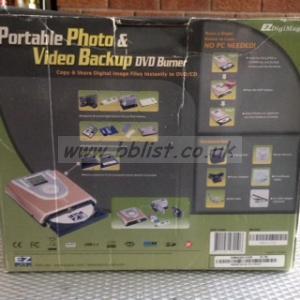 EZdigimagic   DM220-U08 Portable Back up