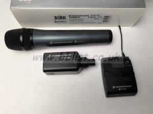 Sennheiser Wireless System 786-822MHz