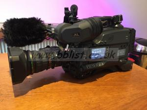 Sony PDW F-350 HD Cam with Fujinon Broadcast Lens