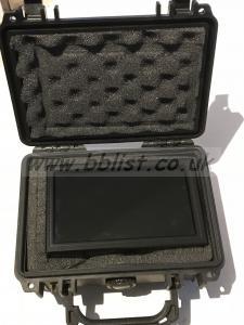Transvidéo/Black Box vidéo monitor