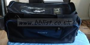 Sony Professional Camera/Monitor Bag