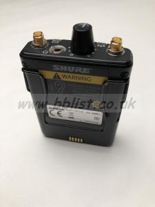 Shure P10R - G10 InEar receiver