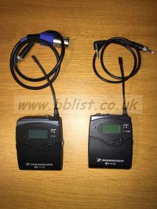 Sennheiser EW 112P G3 Radio Microphone System