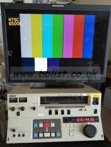 Sony VO9800 ( 110V)