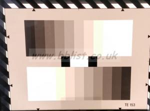 Grey Scale Esser Chart TE-153