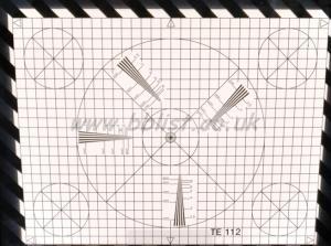Esser Test Chart TE112