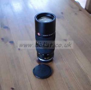 Leica R Series 80-200mm Zoom Lense