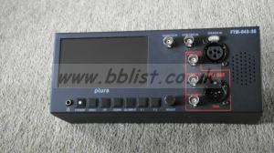 Plura FTM-043-3G