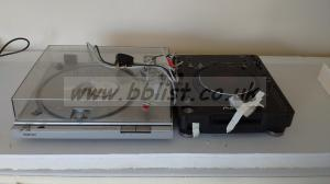 Sony pt-t22 record player/pioneer CDJ-1000mk3 system