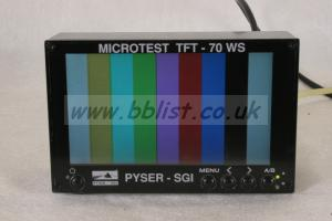 Microtest TFT - 70WS