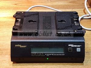 Anton Bauer Dual Power Charger 2702