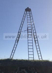 Sky pod (ladderpod)