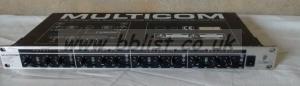 Behringer MultiCOM MDX 2400  Quad Dynamics Processor (lot2)