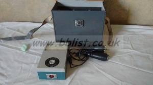 Vintage Megger Power test unit (Ex bbc)