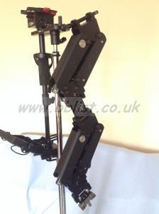 'Steadicam' Sachtler Artemis DV Pro MD/V-Mount system