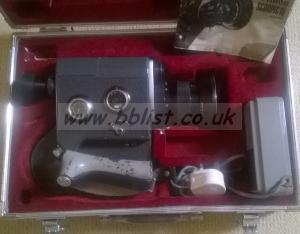 Canon Scoopic 16mm cine camera