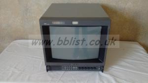 Sony pvm-1454QM 14inch colour monitor