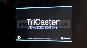 NewTek TriCaster 460 Vision Mixer
