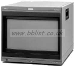 "Sony BVM CRT Monitor 20""+"