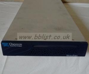 Omneon Mediaport MIP-1003A Dv/Mpeg