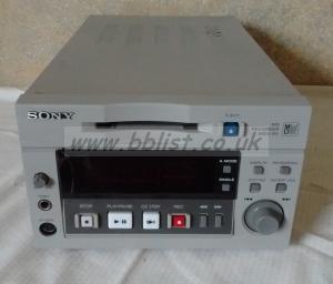 Sony MDS-B5 Mini Disc Recorder
