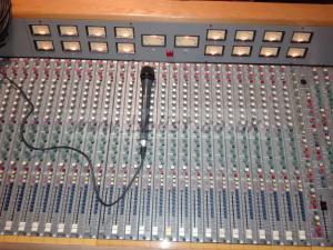 Trident Audio Mixer