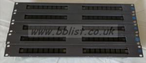 5x TSL Twin chanel UMD-DD8C Rackmount dynamic Displays
