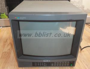 Sony PVM-1442QM 14inch Colour Monitor