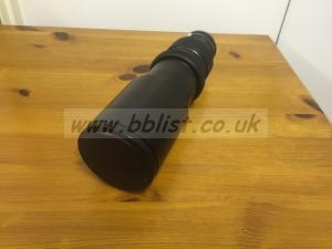 Konica 400mm f4.5 Telephoto Lens PL Mount