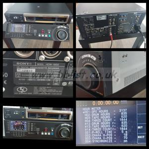 Sony HDCAM HDW 1800