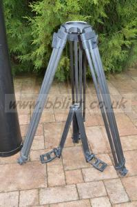 Sachtler 100mm bowl carbon fiber tripod