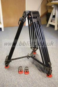 Sachtler ENG 75/2 D HD Aluminum Tripod Legs with 75mm Bowl