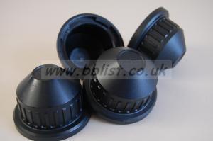 4x Used Arri Rear PL Caps