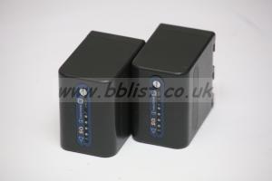 Sony NP-QM91D.CE