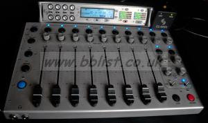 Sounddevices 788 + CL-9 + CL WiFi