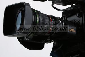 "Fujinon 17x7.6 BERM-M58B 2/3"" B4 extender"