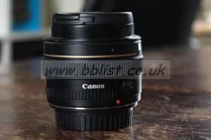 Canon - 50mm f1.4