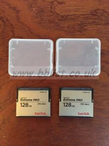 SanDIsk C-Fast 2.0 128GB