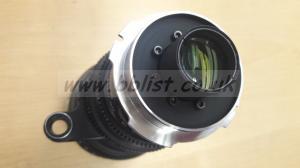 Canon 11-165mm T2.5 Zoom PL Mount 16mm Zoom Lens