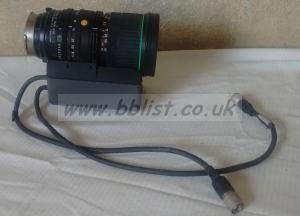 Canon TC-F YH13x75BKTSU Auto Focus/Zoom Broadcast Lens
