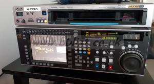 SONY SRW 5000 WITH 3 OPTIONS BOARDS