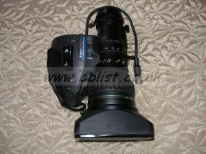 Canon HJ17ex7.6B irse High Definition Lens