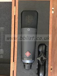 Neumann TLM 193 Large Diaphragm Cardioid Microphone