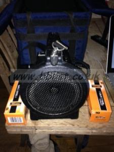 Anchor Speaker Mini-Vox model PB-25 Complete Kit .