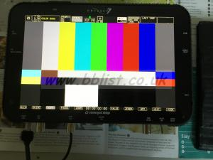 Odyssey 7 Monitor recorder - 7,7' OLED Display Touchscreen