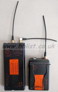 Audio 2040 transmitter and receiver