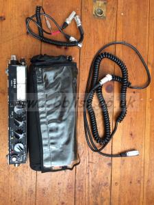 SQN4S Sound Mixer with leads