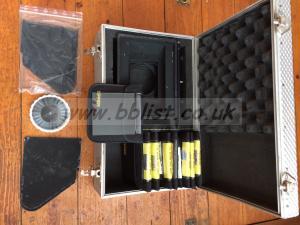 Filter Kit and Matte Box